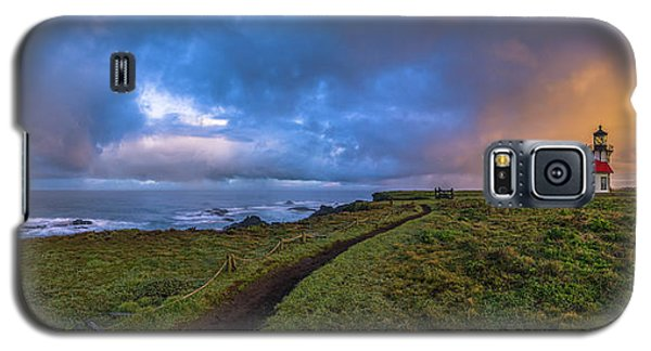 Point Cabrillo Light Station Panorama Galaxy S5 Case