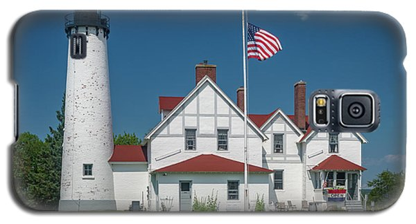 Point Iroquois Lighthouse Galaxy S5 Case