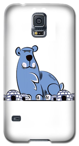 Polar King Galaxy S5 Case