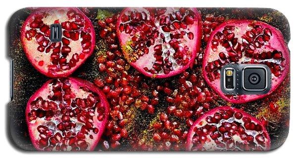 Pomegranate New Year Galaxy S5 Case