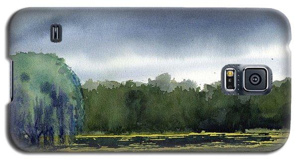 Pond At Taliesin Galaxy S5 Case