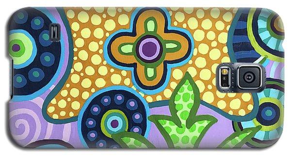 Pop Botanical 2 Galaxy S5 Case