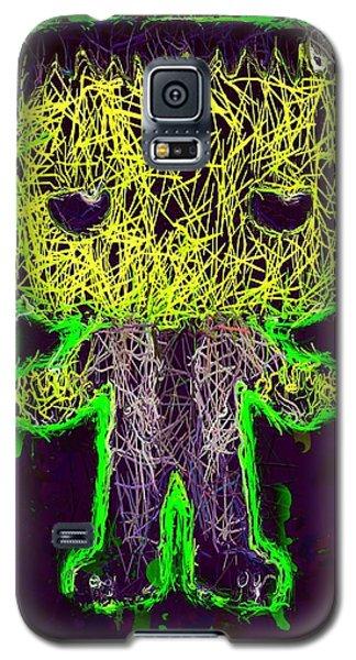 Frankenstein Pop 2 Galaxy S5 Case