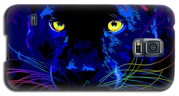 pOpCat Black Panther Galaxy S5 Case