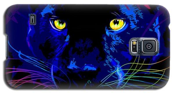 pOpCat Black Panther Galaxy S5 Case