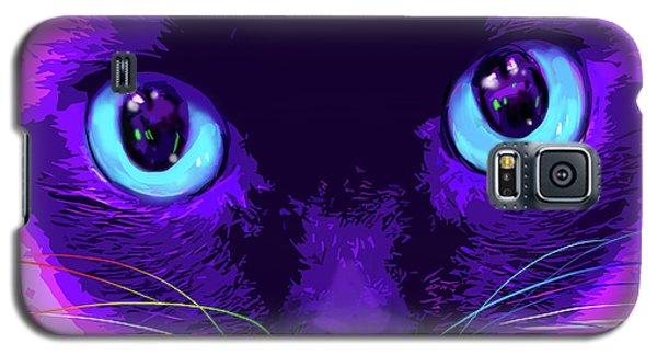 pOpCat Bubble Galaxy S5 Case