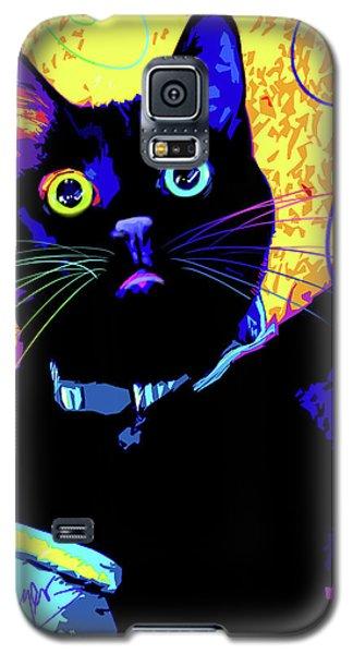 pOpCat Olive Galaxy S5 Case