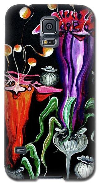 Poppies Fantasy.. Galaxy S5 Case