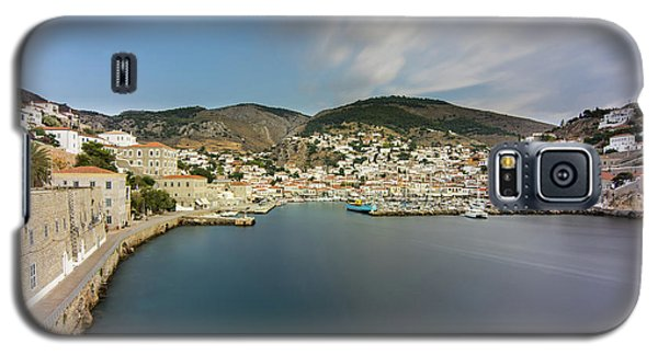 Port At Hydra Island Galaxy S5 Case