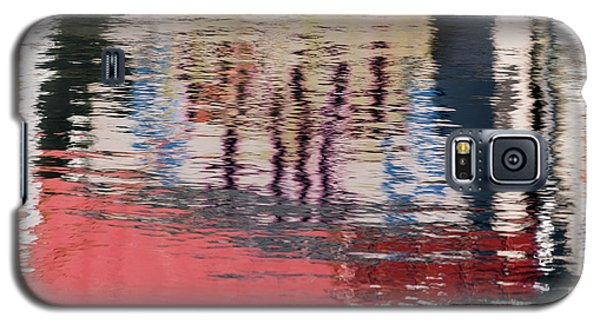 Port Reflections Galaxy S5 Case