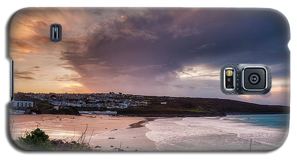 Porthmeor In The Sky Galaxy S5 Case