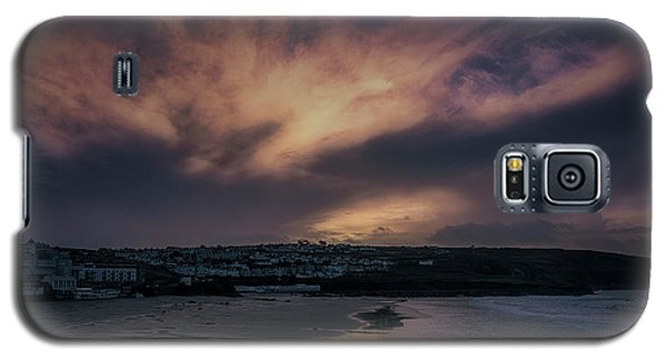 Porthmeor Sunset 4 Galaxy S5 Case