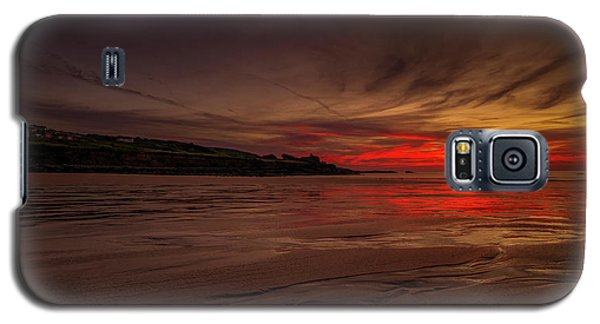 Porthmeor Sunset Galaxy S5 Case