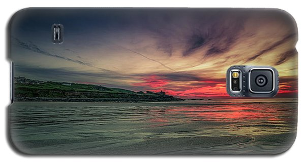 Porthmeor Sunset Version 2 Galaxy S5 Case
