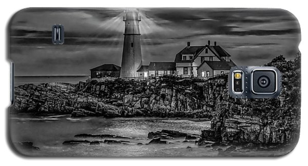 Portland Lighthouse 7363 Galaxy S5 Case