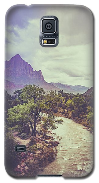 Postcard Image Galaxy S5 Case