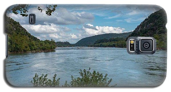 Potomac River At Harper's Ferry Galaxy S5 Case