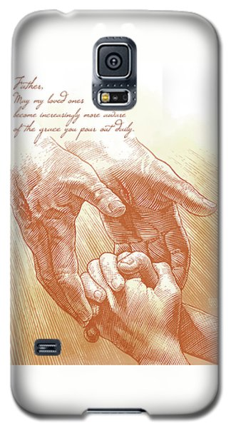 Prayer Galaxy S5 Case