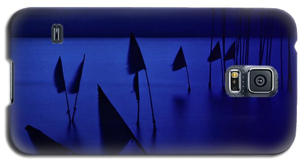 Prayer Flags At Waterloo Galaxy S5 Case
