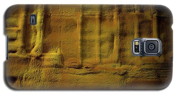 Prehistoric Scene Galaxy S5 Case