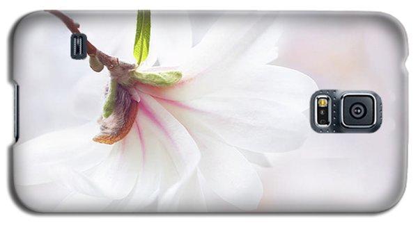 Pretty In Pastel Star Magnolia Galaxy S5 Case