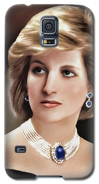 Princess Diana Galaxy S5 Case