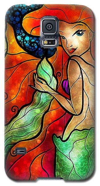 Princess Of The Seas Galaxy S5 Case