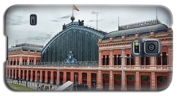 Puerta De Atocha Railway Station Galaxy S5 Case