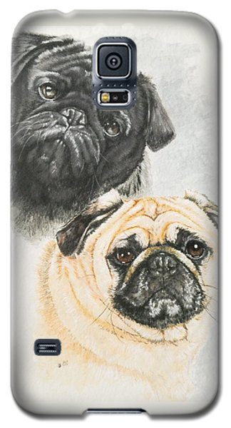 Pug Brothers Galaxy S5 Case