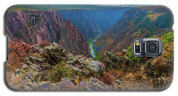 Pulpit Rock Overlook Galaxy S5 Case