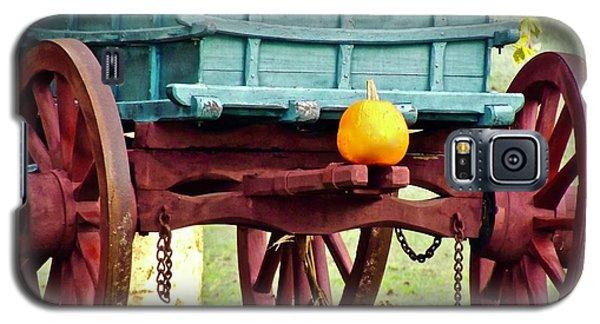 Pumpkin Trail Mix Galaxy S5 Case