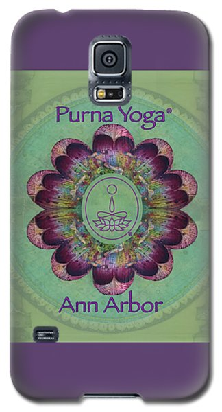Purna Yoga Ann Arbor Galaxy S5 Case