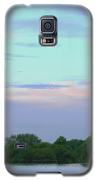 Purple Dawn Galaxy S5 Case