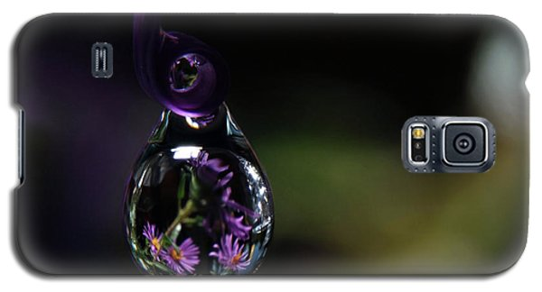 Purple Dreams Galaxy S5 Case