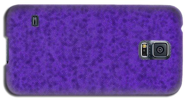 Purple Passion Galaxy S5 Case