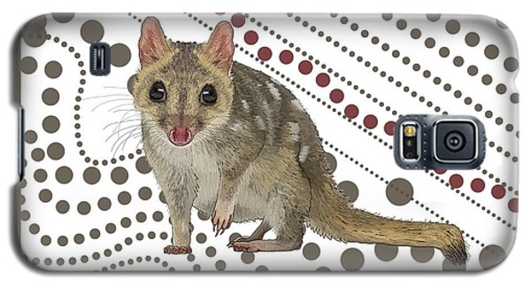 Q Is For Quoll Galaxy S5 Case