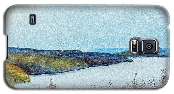 Quabbin Reservoir Galaxy S5 Case
