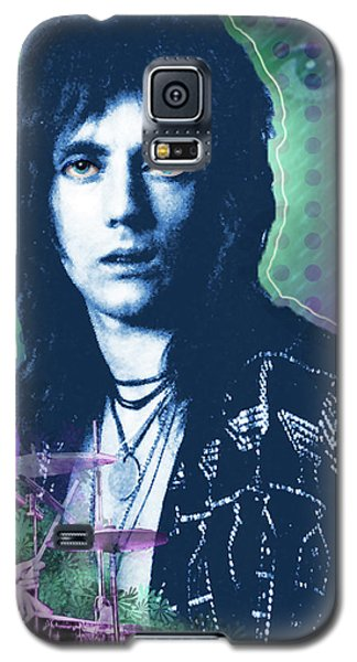 Queen Drummer Roger Taylor Galaxy S5 Case
