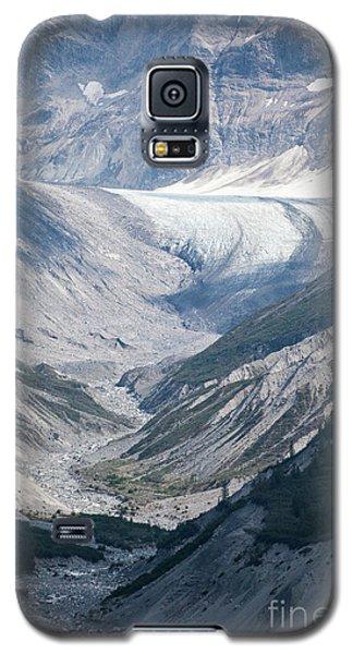 Queen Inlet Glacier Galaxy S5 Case