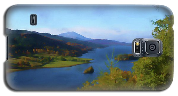 Queens View Painting Galaxy S5 Case
