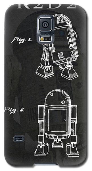 R2-d2 Galaxy S5 Case - R2d2 Patent by Dan Sproul