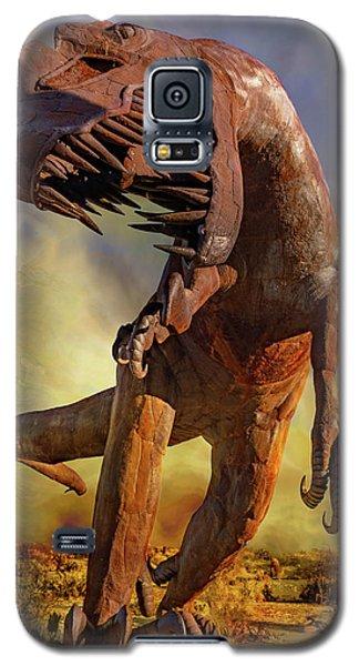 Raaawwwrrr Galaxy S5 Case