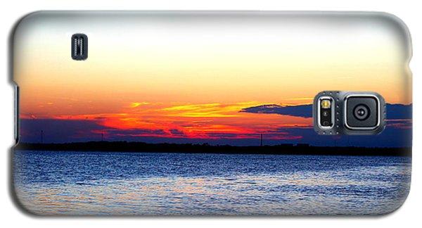 Radiant Sunset Galaxy S5 Case