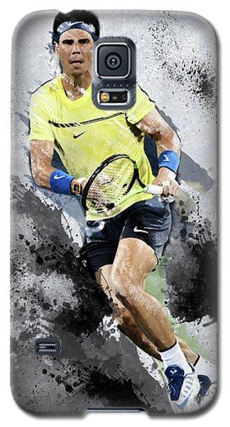 Rafael Nadal Galaxy S5 Case