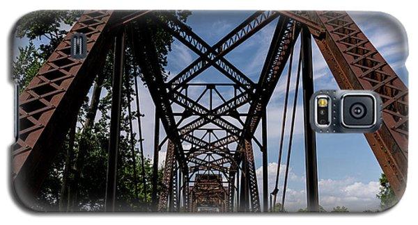 Railroad Bridge 6th Street Augusta Ga 2 Galaxy S5 Case