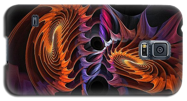 Rainbow Incursion Galaxy S5 Case