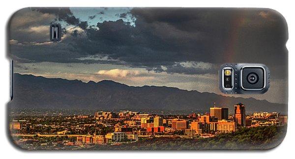 Rainbow Over Tucson Galaxy S5 Case