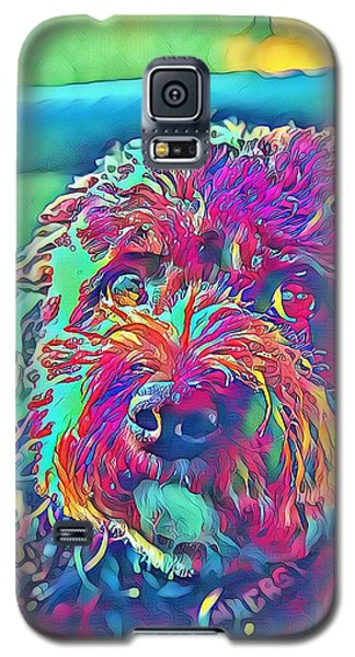 Rainbow Pup Galaxy S5 Case