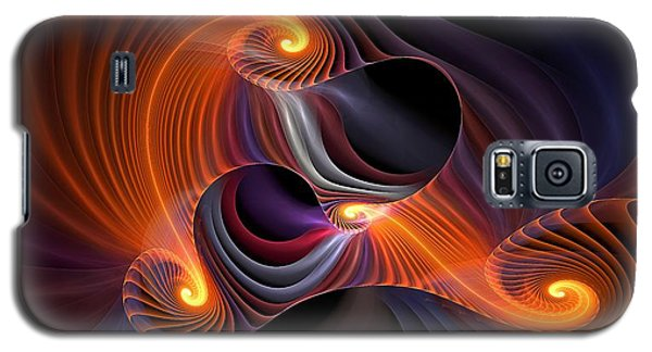Rainbow Symphony-2 Galaxy S5 Case