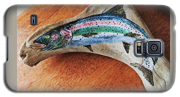 Rainbow Trout #1 Galaxy S5 Case